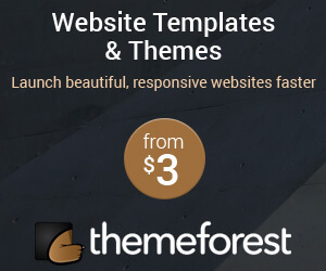 WordPress Themes bei Themeforest